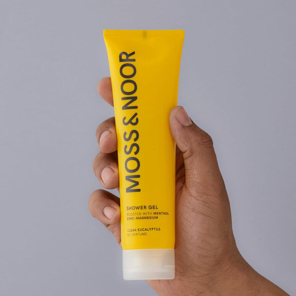 Moss Noor Clean Eucalyptus Hand