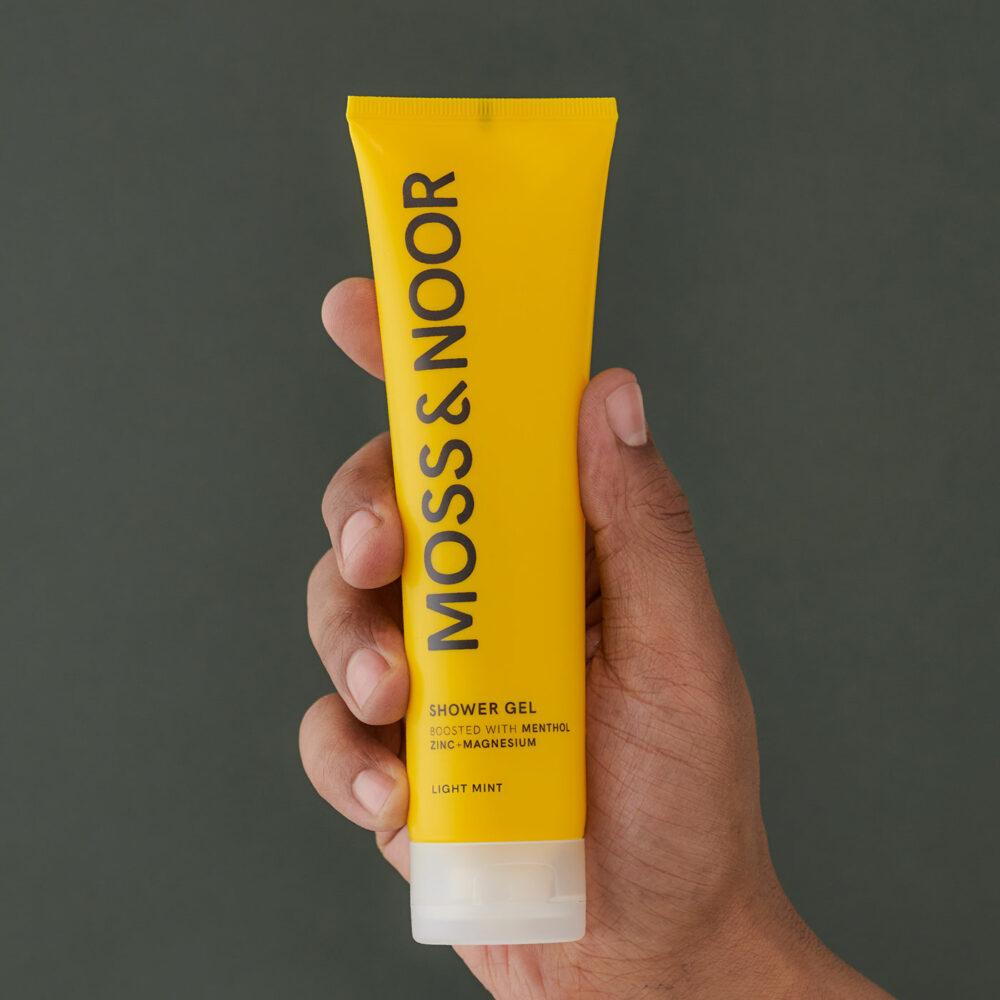 Moss Noor Light Mint Hand