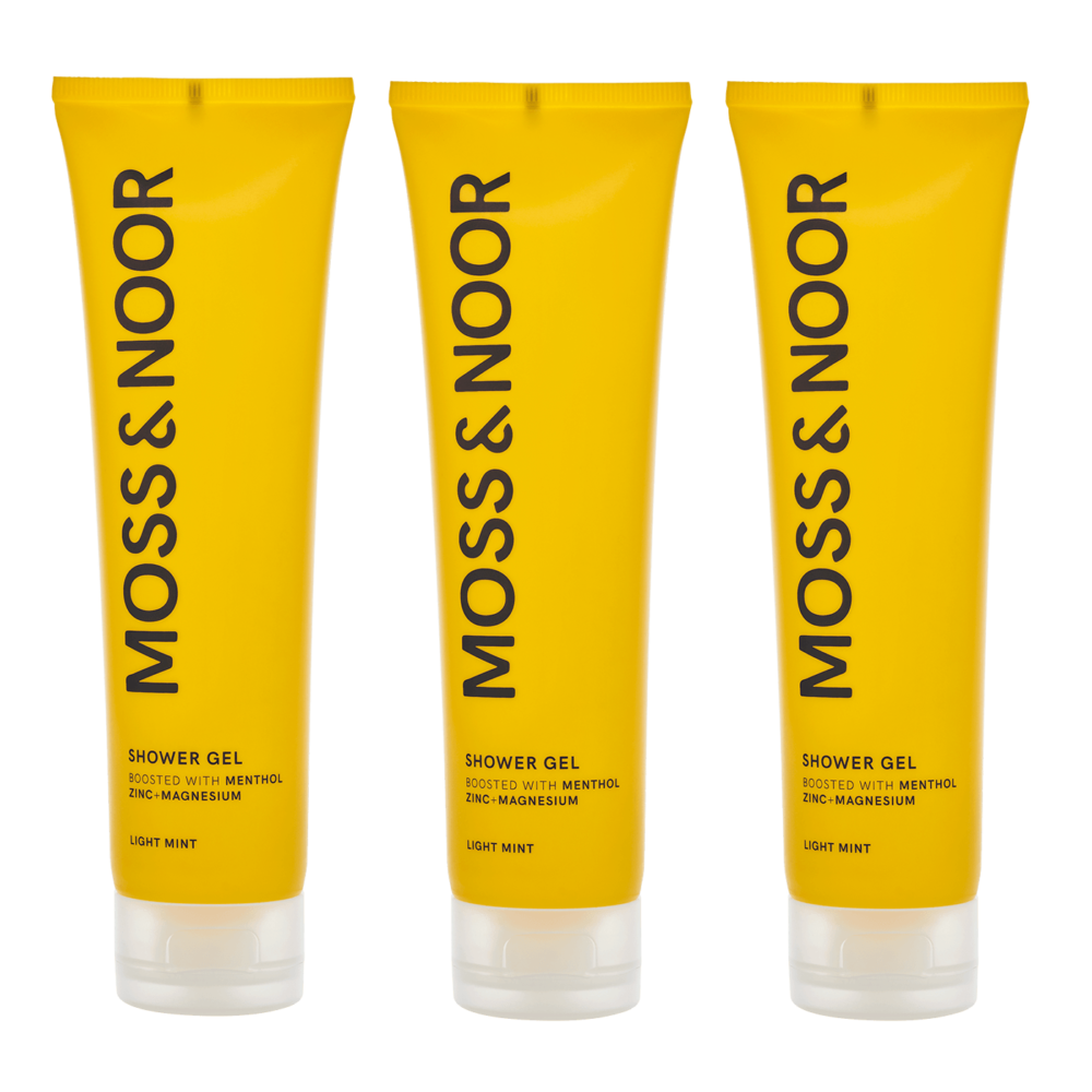 Moss Noor Light Mint 3 pack
