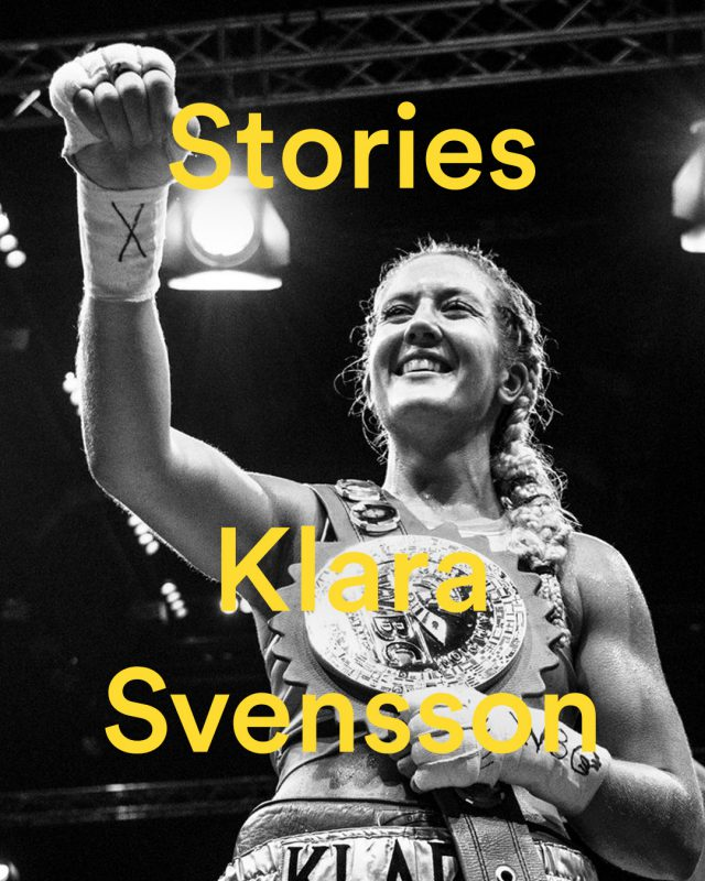 Stories Klara Svensson